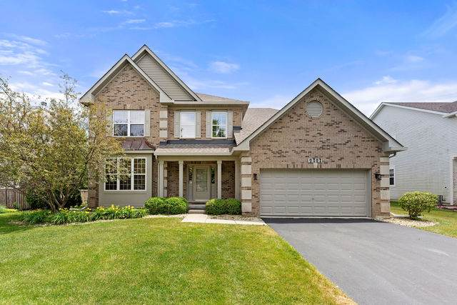 2727 Forest Creek Lane, Naperville, IL 60565 (MLS #10763014) :: John Lyons Real Estate