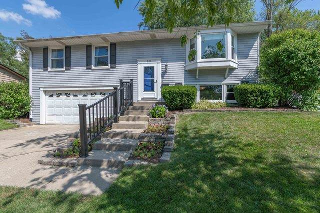 22 Aldon Road W, Montgomery, IL 60538 (MLS #10763095) :: The Wexler Group at Keller Williams Preferred Realty