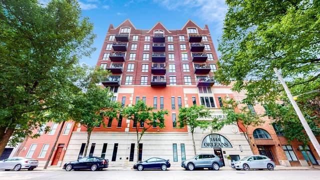 1444 N Orleans Street 7I, Chicago, IL 60610 (MLS #10763154) :: John Lyons Real Estate