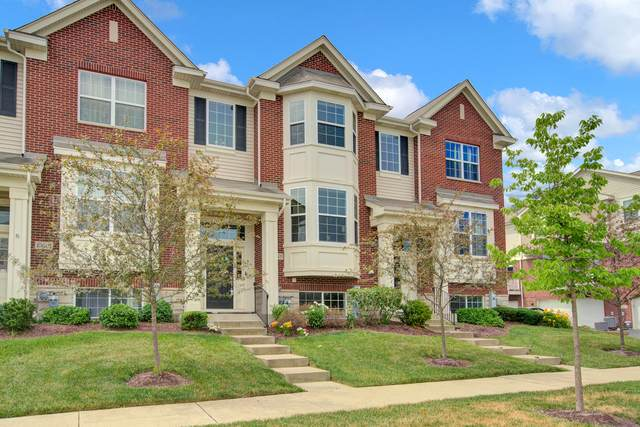 10605 153rd Place, Orland Park, IL 60462 (MLS #10763211) :: Touchstone Group