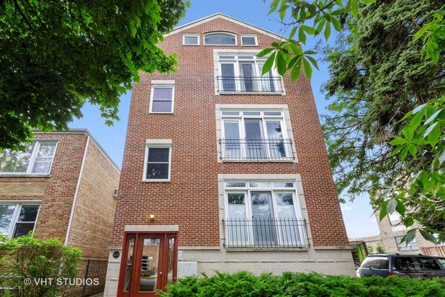 2031 W Balmoral Avenue G, Chicago, IL 60625 (MLS #10763249) :: John Lyons Real Estate