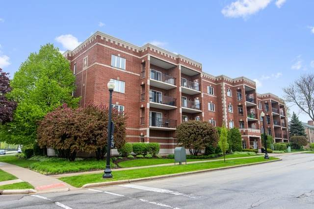 100 N Gary Avenue #410, Wheaton, IL 60187 (MLS #10763300) :: Property Consultants Realty