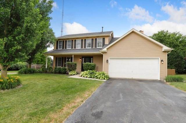13422 S Columbine Circle, Plainfield, IL 60585 (MLS #10763338) :: Littlefield Group