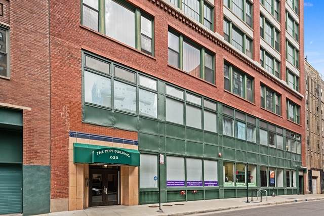 633 S Plymouth Court #705, Chicago, IL 60605 (MLS #10763356) :: John Lyons Real Estate