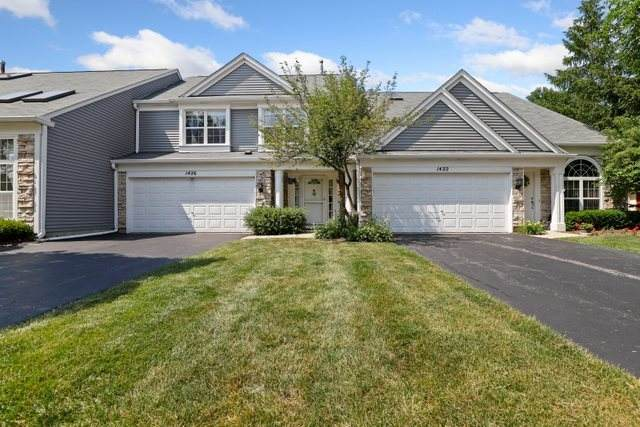1426 Diamond Drive, Hoffman Estates, IL 60192 (MLS #10763433) :: Property Consultants Realty