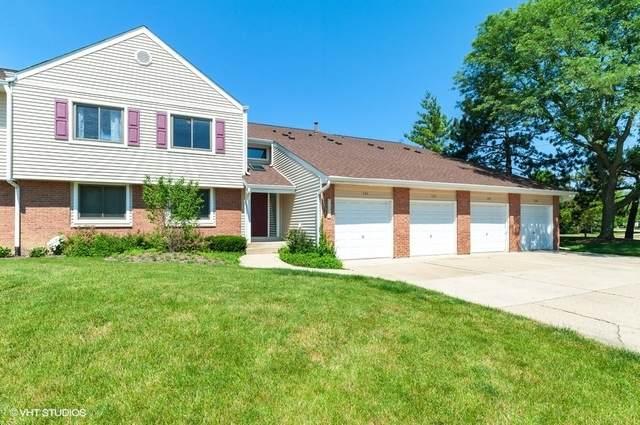 138 Morningside Lane W #138, Buffalo Grove, IL 60089 (MLS #10763524) :: Helen Oliveri Real Estate