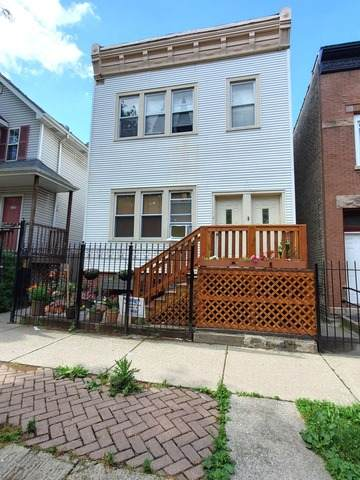 2137 W Ohio Street, Chicago, IL 60612 (MLS #10763660) :: John Lyons Real Estate