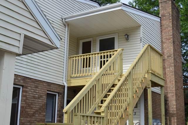 903 N Linden Street #22, Normal, IL 61761 (MLS #10763789) :: Littlefield Group