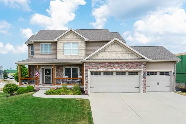 1302 Wicklow Drive, Bloomington, IL 61705 (MLS #10763808) :: Ryan Dallas Real Estate