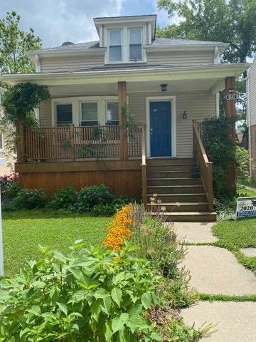5543 W Windsor Avenue, Chicago, IL 60630 (MLS #10763865) :: The Dena Furlow Team - Keller Williams Realty