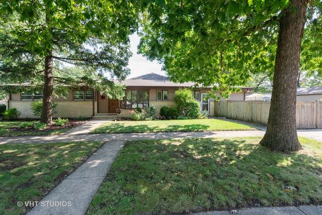 101 S Rose Avenue, Park Ridge, IL 60068 (MLS #10763883) :: Property Consultants Realty