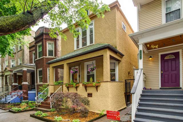 1539 W Highland Avenue, Chicago, IL 60660 (MLS #10763904) :: Property Consultants Realty