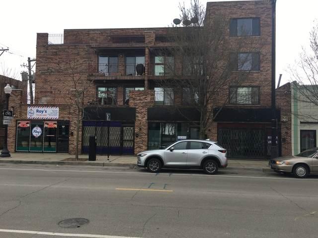 3217 W Bryn Mawr Avenue #303, Chicago, IL 60659 (MLS #10763987) :: Property Consultants Realty