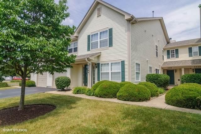 2466 Dickens Drive, Aurora, IL 60503 (MLS #10764019) :: Ryan Dallas Real Estate