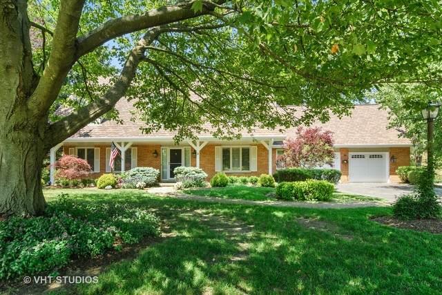 3 St John Drive, Hawthorn Woods, IL 60047 (MLS #10764049) :: Helen Oliveri Real Estate