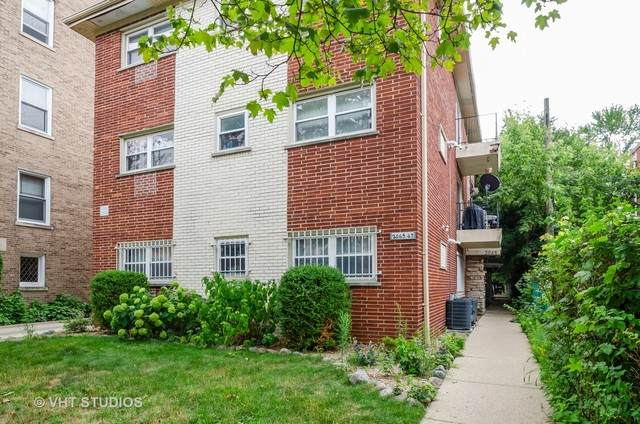 2065 W Farwell Avenue W 2S, Chicago, IL 60645 (MLS #10764051) :: BN Homes Group