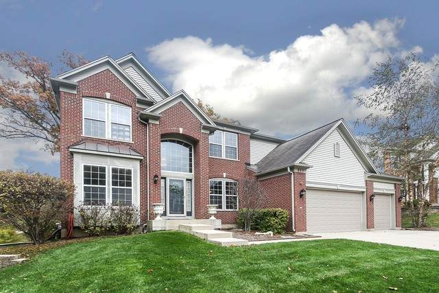 803 Blue Ridge Drive, Streamwood, IL 60107 (MLS #10764077) :: Property Consultants Realty
