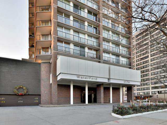 4170 N Marine Drive 19E, Chicago, IL 60613 (MLS #10764085) :: Property Consultants Realty