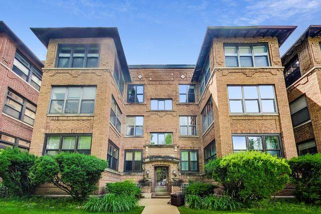 4448 N Malden Street #2, Chicago, IL 60640 (MLS #10764100) :: Property Consultants Realty