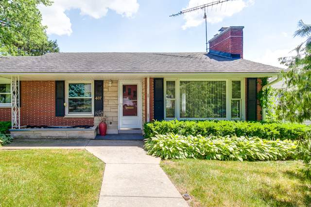 407 Highview Drive, Fox River Grove, IL 60021 (MLS #10764109) :: Property Consultants Realty