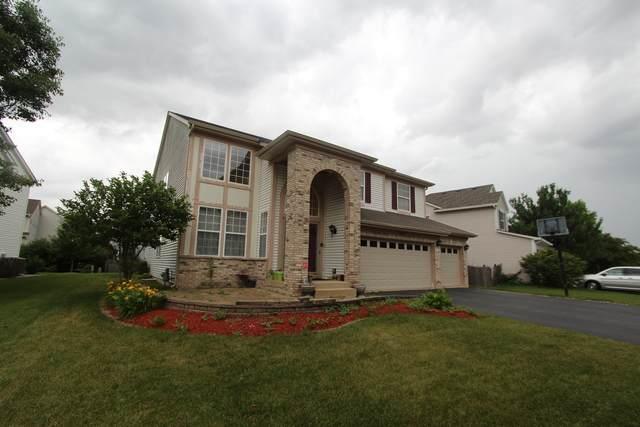 2039 Sudbury Street, Naperville, IL 60564 (MLS #10764115) :: John Lyons Real Estate