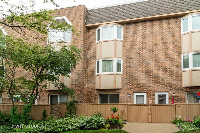 7228 Washington Street B, Forest Park, IL 60130 (MLS #10764143) :: Property Consultants Realty