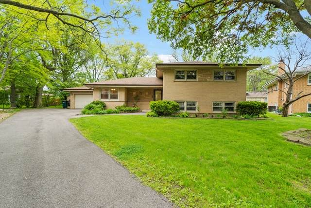 825 Lacrosse Court, Wilmette, IL 60091 (MLS #10764147) :: The Wexler Group at Keller Williams Preferred Realty