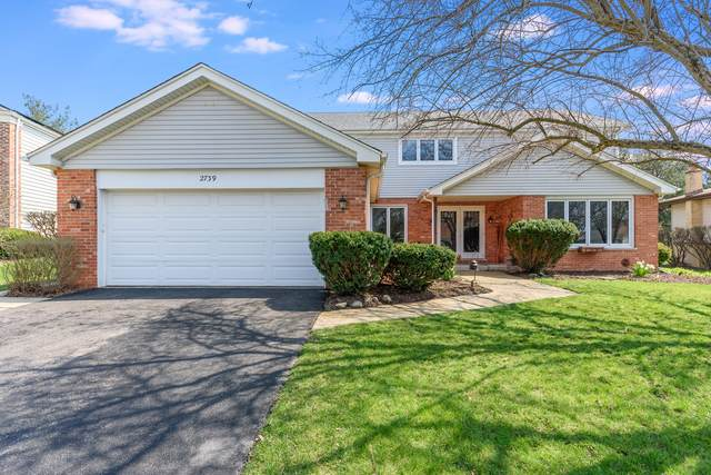 2739 Valley Forge Road, Lisle, IL 60532 (MLS #10764156) :: Property Consultants Realty