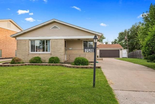 12528 S Trumbull Avenue, Alsip, IL 60803 (MLS #10764196) :: John Lyons Real Estate