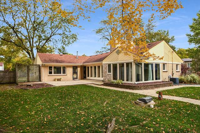 2222 Marston Lane, Flossmoor, IL 60422 (MLS #10764213) :: The Wexler Group at Keller Williams Preferred Realty