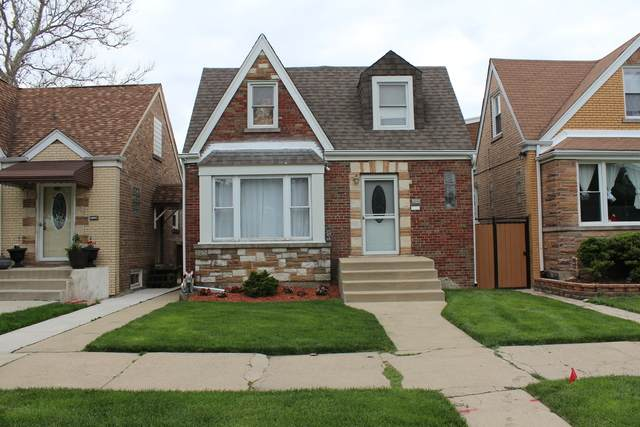 6554 S Kedvale Avenue, Chicago, IL 60629 (MLS #10764228) :: Property Consultants Realty