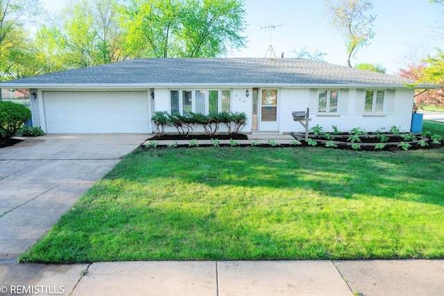 828 Santuit Court, Schaumburg, IL 60194 (MLS #10764290) :: Angela Walker Homes Real Estate Group