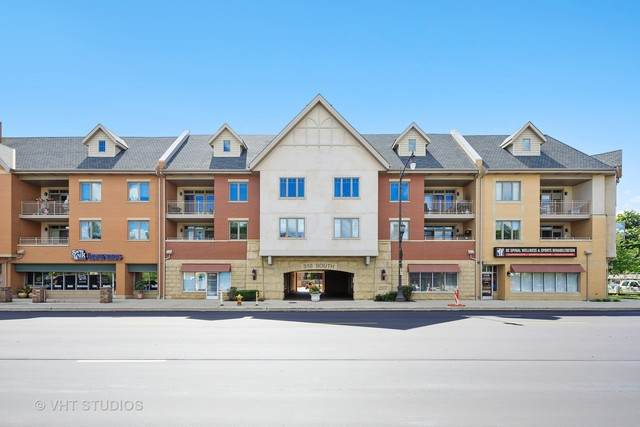 310 S Main Street #314, Lombard, IL 60148 (MLS #10764339) :: John Lyons Real Estate