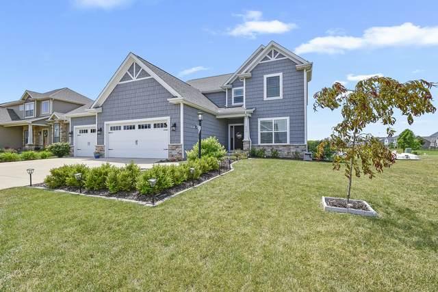 307 Denton Drive, Savoy, IL 61874 (MLS #10764352) :: Ryan Dallas Real Estate