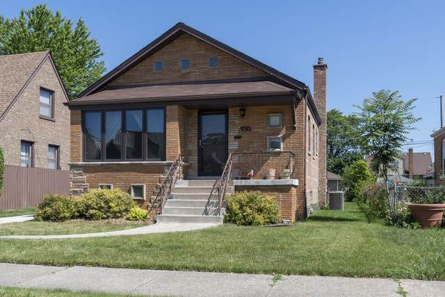 3626 W 68th Place, Chicago, IL 60629 (MLS #10764422) :: Property Consultants Realty