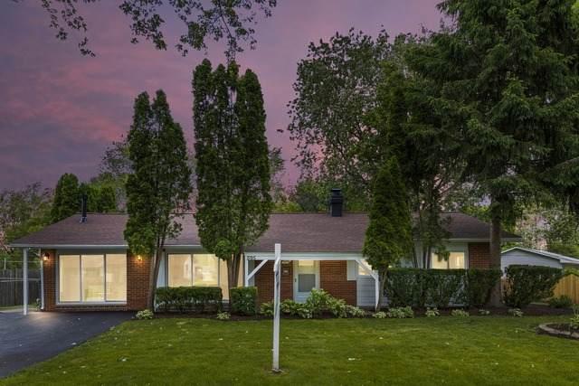 595 Aberdeen Street, Hoffman Estates, IL 60169 (MLS #10764442) :: Angela Walker Homes Real Estate Group
