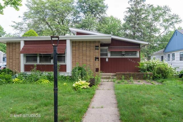 18227 Center Avenue, Homewood, IL 60430 (MLS #10764459) :: Property Consultants Realty