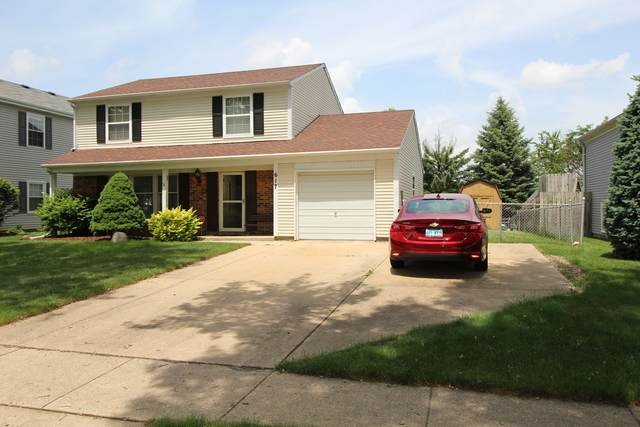 617 Livingston Drive, New Lenox, IL 60451 (MLS #10764478) :: The Wexler Group at Keller Williams Preferred Realty