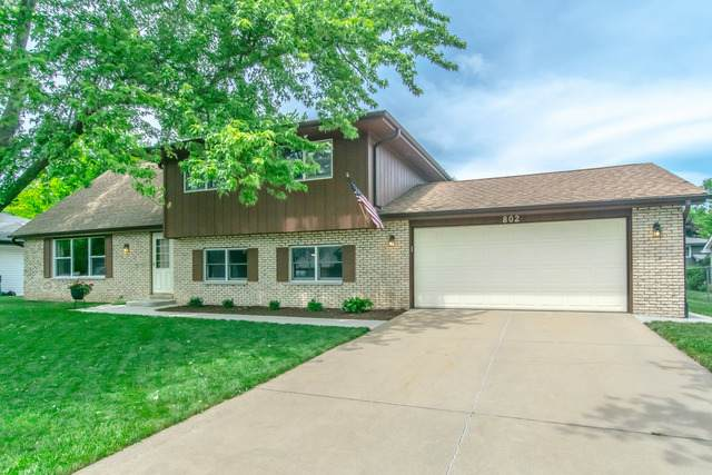802 Woodbrook Court, Shorewood, IL 60404 (MLS #10764510) :: The Wexler Group at Keller Williams Preferred Realty