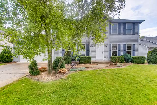 1440 Baldwin Court, Naperville, IL 60565 (MLS #10764524) :: Property Consultants Realty