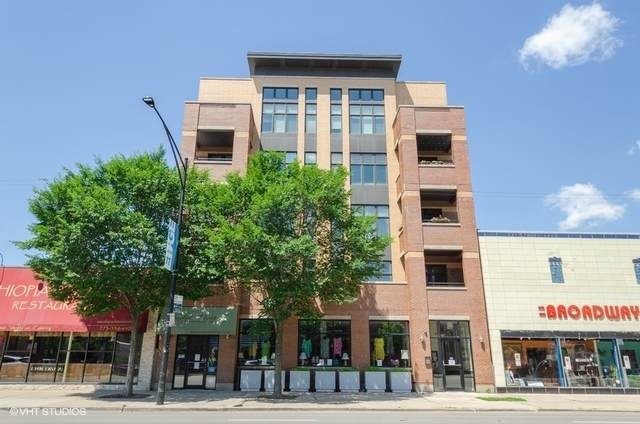 6124 N Broadway Street 3S, Chicago, IL 60660 (MLS #10764525) :: Property Consultants Realty