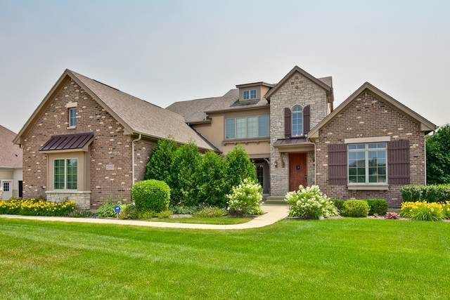 23553 N Sanctuary Club Drive, Kildeer, IL 60047 (MLS #10764553) :: Helen Oliveri Real Estate