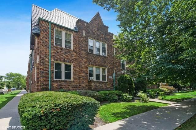 2859 N Kostner Avenue #2, Chicago, IL 60641 (MLS #10764582) :: Angela Walker Homes Real Estate Group