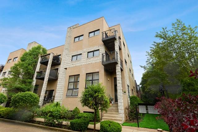 2144 W Schiller Street I, Chicago, IL 60622 (MLS #10764630) :: Property Consultants Realty