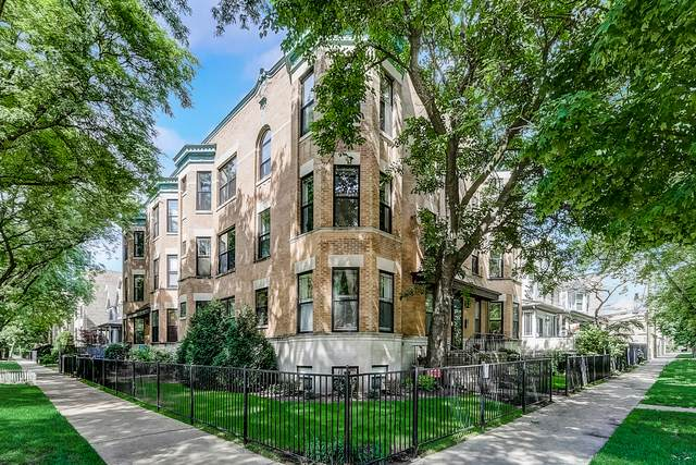1630 W Sunnyside Avenue 3W, Chicago, IL 60640 (MLS #10764632) :: Property Consultants Realty