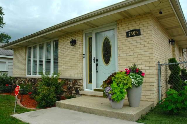 7409 S Oketo Avenue, Bridgeview, IL 60455 (MLS #10764691) :: Property Consultants Realty