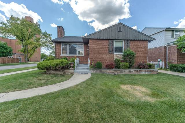 1558 Newcastle Avenue, Westchester, IL 60154 (MLS #10764702) :: Property Consultants Realty