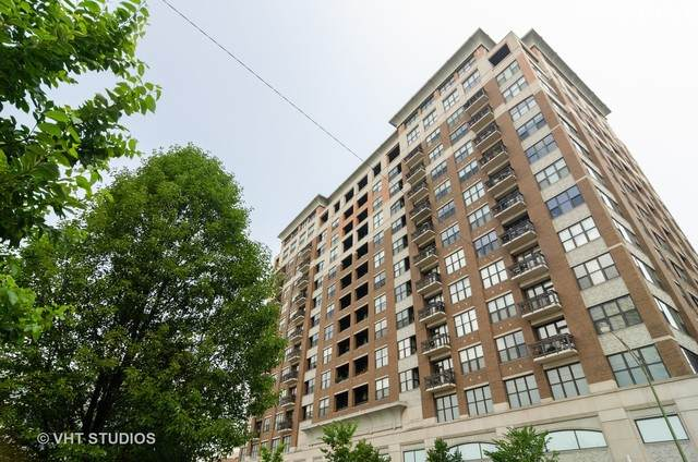 849 N Franklin Street #705, Chicago, IL 60610 (MLS #10764763) :: Touchstone Group