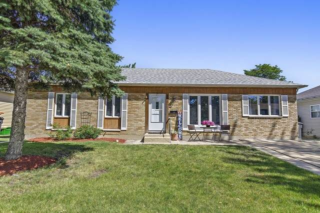 729 Stowell Avenue, Streamwood, IL 60107 (MLS #10764784) :: Property Consultants Realty