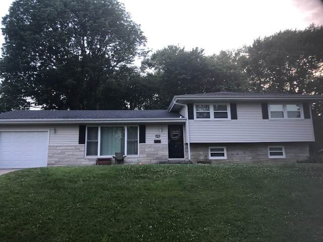 2504 Northview Drive, Danville, IL 61832 (MLS #10764857) :: Property Consultants Realty